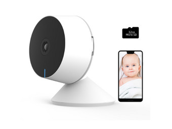 M1 Mini Indoor Cam | Wifi | FHD | 32GB SD