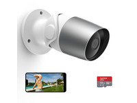O1 Outdoor Cam | Wifi | FHD | 32GB SD