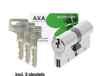 AXA Xtreme Security Zylinder 30-35