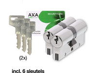 2x AXA Xtreme Security Sicherheitszylinder