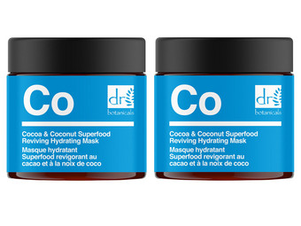 2x Cocoa & Coconut Superfood Masker