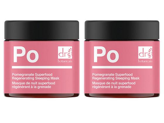 Korting 2x Pomegranate Superfood Masker