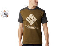 Columbia Lodge Herren-T-Shirt
