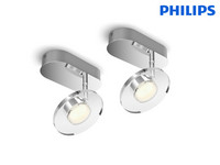 2x Philips Glissette Spotlamp | 4.5 W