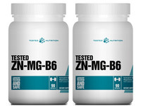 Tested Nutrition ZMA Capsules