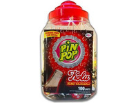 100x Pin Pop Lollies | Cola