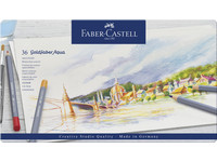 36x Faber-Castell Aquarelkleurpotlood