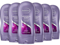 6x Andrélon Conditioner | kurzes Haar