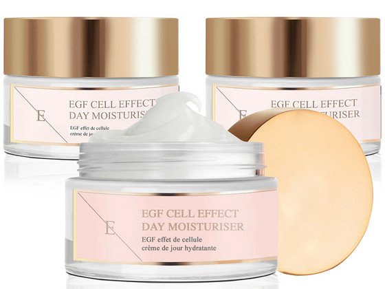 Korting 3x Eclat Skin EGF Cell Effect Day Cream