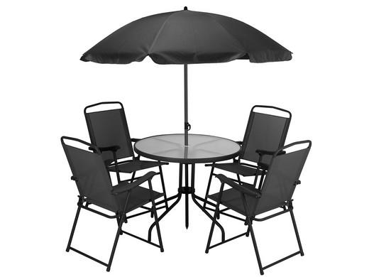 Betere Tuinset met parasol - Internet's Best Online Offer Daily - iBOOD.com TJ-36