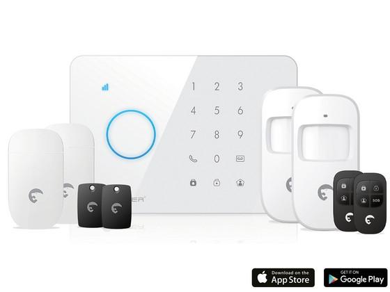 Korting eTiger S3B S Alarmsysteem