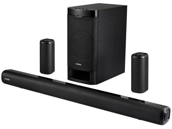 Korting Hyundai 5.1 Surround Soundbar Set