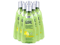 6x szampon Guhl Freshness & Light | 250 ml