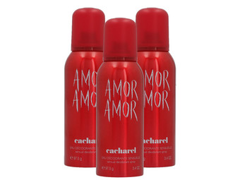 3x Cacharel Deo Spray | 150 ml