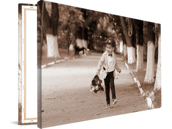 Voucher: Foto op Canvas | 60 x 40 of 50 x 50 cm