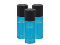 3x Davidoff Man Body Spray