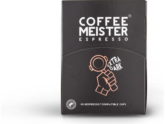 Foto 240x Coffeemeister Extra Dark Roast Capsules