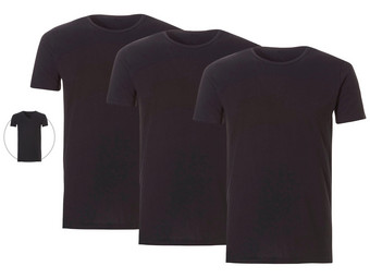 3x Ten Cate Organic Basic T-Shirt