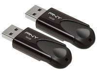 2x PNY Attaché 4 USB-Stick | 16 GB