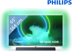 "Philips 4K UHD 65"" Android Smart TV"