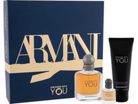 Armani Stronger With You Geschenkset
