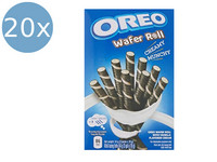 Oreo Wafer Roll Vanille | 20x 54 g