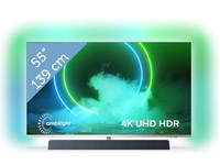 "Philips 4K UHD 55"" Android Smart TV"
