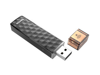 Sandisk Connect USB-stick met Wifi (32 GB)