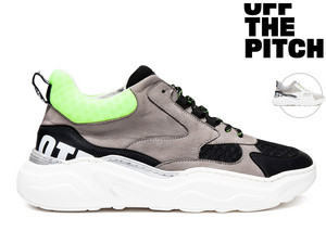 Off The Pitch Curve Runner Sneakers