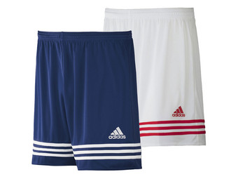 Adidas Entrada 14 Shorts Bold blue L Internet's Best