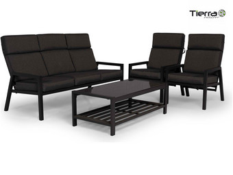 Tierra Outdoor Lounge Set | Campo