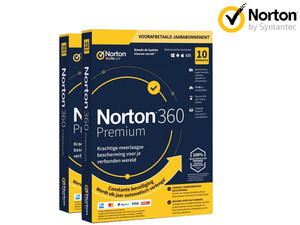 Symantec Norton 360 Premium | 10 Apparaten