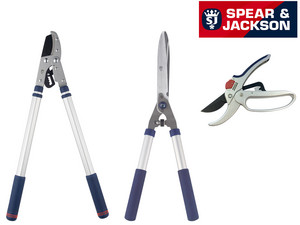 Spear & Jackson Gartenscherenset | 3-teilig