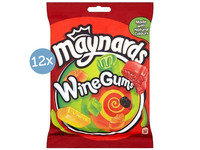 12x Maynards Winegums | 190 gr