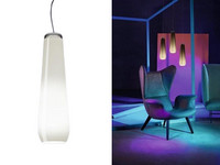 Diesel with Foscarini Glass Drop Pendelleuchte
