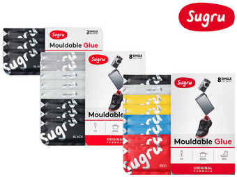 19x Sugru Big Family Pack Vormbare Lijm