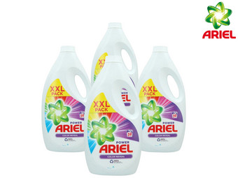 4x Ariel Color Reveal Wasmiddel | 236 Wasbeurten