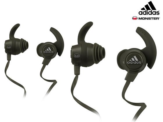 Korting 2x Adidas Monster Sport Response Oordopjes