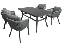 Feel Home Portifino Dining Set