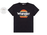 Wrangler Rainbow T-Shirt | Dames