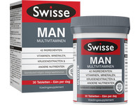 180x tabletka Swisse Multivitaminen | dla niego