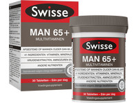 180x tabletka Swisse Man 65+ Multivitaminen