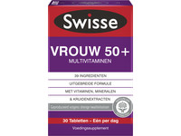 180x tabletka Swisse Vrouw 50+ Multivitaminen