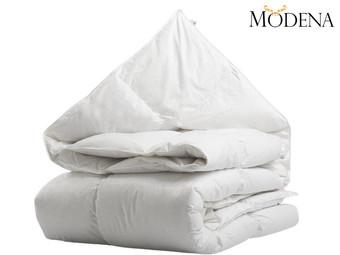 Modena Deluxe Enkel Dekbed | Wit 90% Dons | 200 x 200