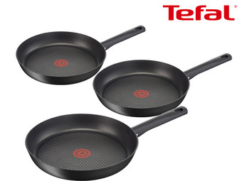 Tefal So Recycled Bratpfannen-Set | 3-tlg.