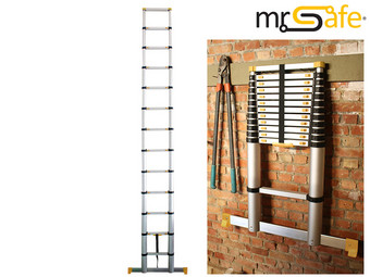 Drabina teleskopowa Mr. Safe | 4,6 m