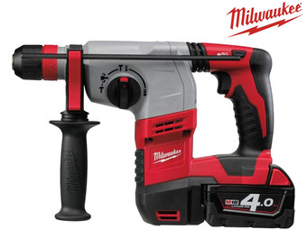 Milwaukee 18V SDS+ Boorhamer + 2x Accu