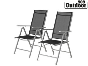2x 909 Outdoor Gartenstuhl