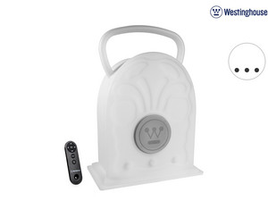 Westinghouse tragbarer Bluetooth-Speaker