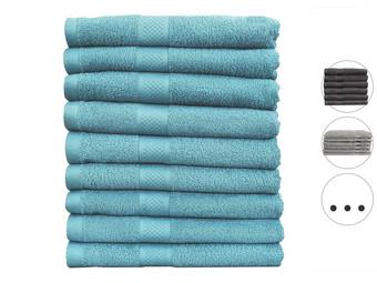 Seashell Hotel Collection Handdoeken of Washandjes